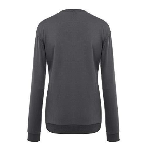 448cf3055b860c Women's Tops Toamen T-Shirt Jumper Pullover Sale 2019 New Ladies ...