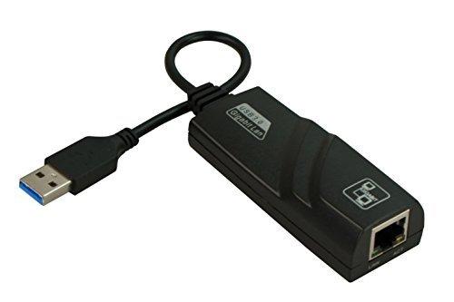 USB-3.0-zu-Gigabit-Ethernet-Adapter für Nintendo Switch Bytecc Gigabit Ethernet