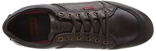Levi's Toulon, Sneakers Basses homme Marron