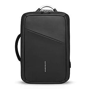 31TLgAbi8pL. SS300  - FANDARE Moda Mochila 15.6 Pulgadas Laptop con USB Fixed Band Hombre Business Mochila Impermeable Bolsa para la Escuela…