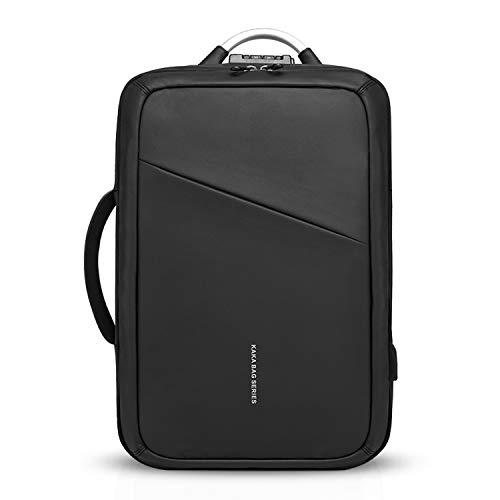 83662fdc7185b FANDARE Moda Mochila Hombres Laptop USB Charging Port Bolsa de Mano  Commuter Estudiante Outdoor Viaje Anti