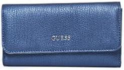 Guess - Cartera para Mujer Azul Azul Uni