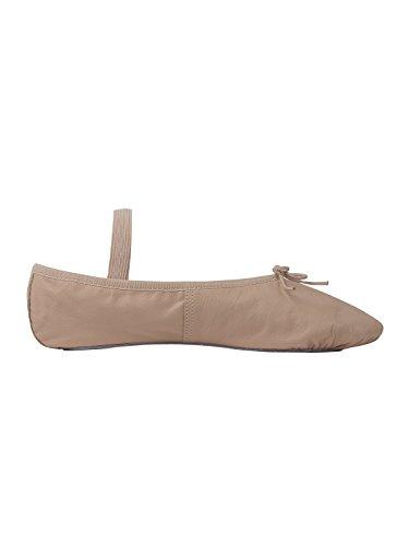 Fusoliera balettsch läppchen–Pelle rosa