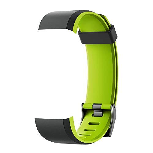 Willful Cinturino di Ricambio per Fitness Tracker SW350 (Verde)