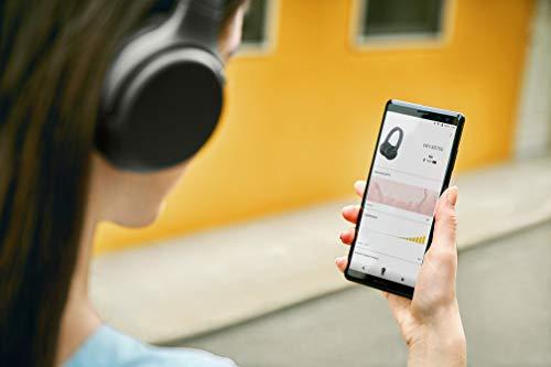 Sony WH-XB700 Wireless Extra Bass Headphones (Black) Image 8