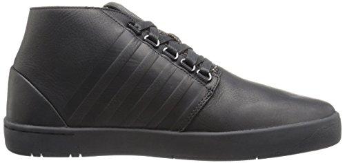 K-Swiss Mens D R Cinch Chukka P-M Fashion Sneaker Black/black