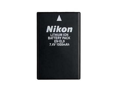 Nikon EN-EL9 Lithium-Ionen Akku für D40/D60
