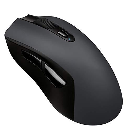 ZYAM Bluetooth-Maus, 12000 DPI einstellbare kabellose Maus für tragbare kleine PC/Tablet/Laptop-Reisemaus (Hp 1000 Notebook-pc-tastatur)