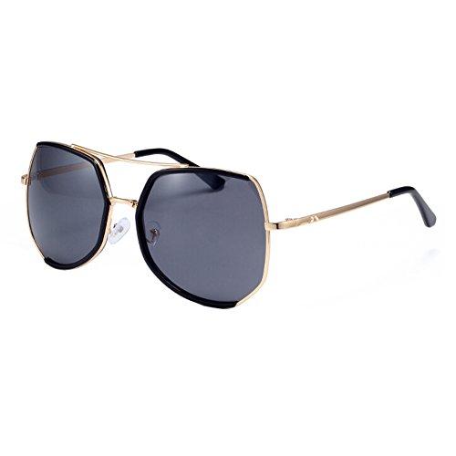 Einzigartige UV-Schutz-Flash-Spiegel-Objektiv Sonnenbrillen Brillen