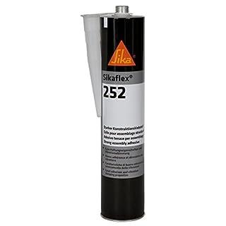 Part 1375 Sikaflex Kartusche 252, 300 ml, Weiss