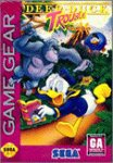 Disney's Deep Duck Trouble Starring Donald Duck  Sega (Game Gear)
