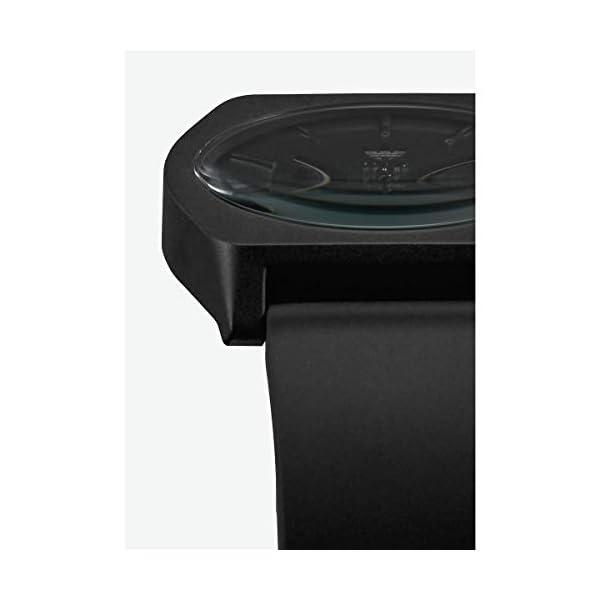Adidas Reloj Analógico para Hombre de Cuarzo con Correa en Silicona Z10-001-00