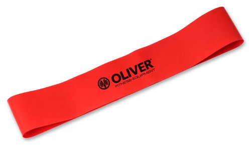 OLIVER Wiederstandsband Rubber-O, rot, OL1008733H74