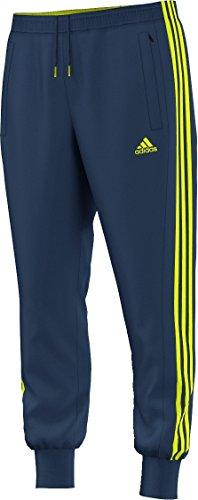 adidas Herren Trainingshose TAP AUTH 1 Grau/Gelb