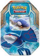Pokemon Legends of Hoenn Kyogre-EX Collector - Japan Pokemon Ex