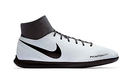 buy popular 2dc19 5fe4f Nike Unisex-Erwachsene Phantom Vsn Club Df Ic Fitnessschuhe Mehrfarbig  (Pure Platinum Black
