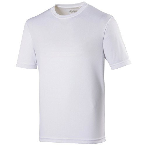 Just Cool Camiseta deportiva transpirable tecnología Neoteric? de manga corta para hombre Running/Gym/Deporte Variedad 30 colores