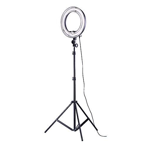 Neewer Kamera Foto Video Dimmbare Ring Fluoreszierende Blitzlicht Set, besteht aus: 1X 14
