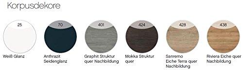 Pelipal Balto Spiegelschrank – Badmöbel Comfort 120 cm - 4