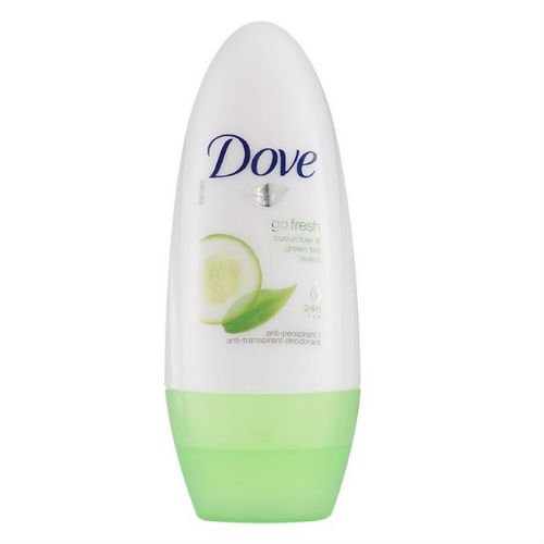 Desodorante antitranspirante roll-on Dove Go Fresh