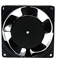 Luft Ventilador para cassette,insertable,ventilador axial 92x92x38 mm,aspas metálicas,super