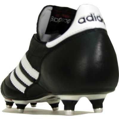 adidas World Cup Herren Fußballschuhe schwarz / weiß