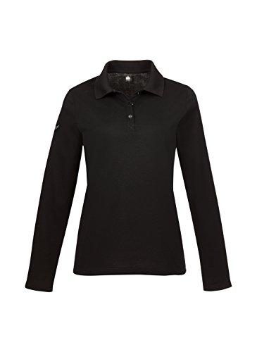 Trigema Damen Poloshirt 5216531 Schwarz
