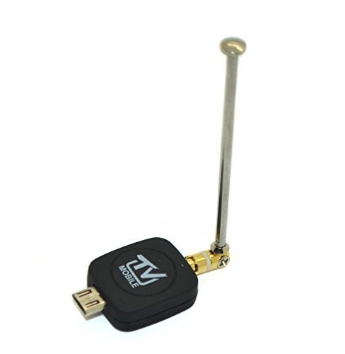 I-Sonite Mini Portable Micro USB DVB-T Digital Mobile TV Tuner Receiver For Samsung Galaxy On Nxt
