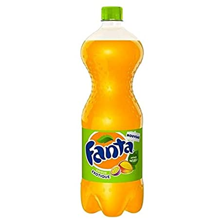 Fanta Exotique 1 5L lot de 12