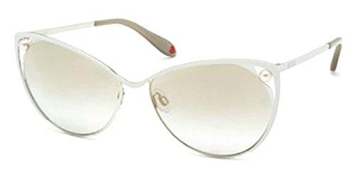 Moschino Sonnenbrille 758S-02 (60 mm) silberfarben