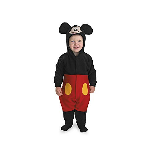 Maus Kostüm Infant Baby - Disguise Inc 18478 Mickey Mouse Baby-Kleinkind-Kost-m Gr--e Infant-Toddler