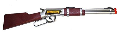 eug Gewehr - Cowboykostüm Bandit Räuber Mafia Kostüm, 63cm, Mehrfarbig (Bardame Kostüme)