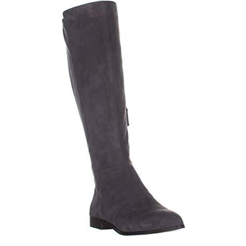 Nine West Women's Owenford Suede Knee High Boot -