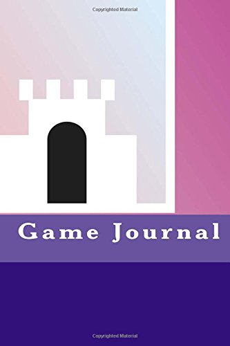 Game Journal: A 6 x 9 Lined Journal (journals, diary, notebook) (Cheat Codes Für Ps3)