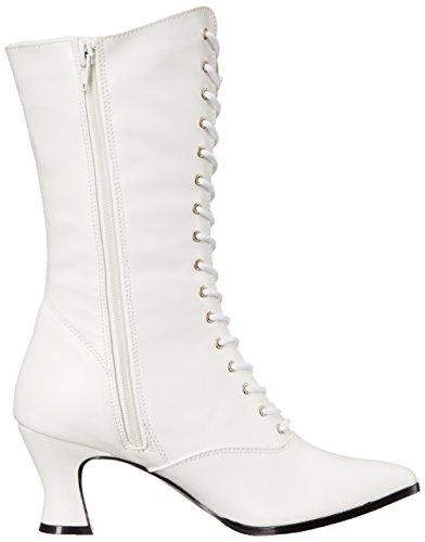 Funtasma - VICTORIAN-120, stivali  da donna bianco(White)