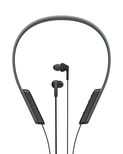 Sony MDR-XB70BT Cuffie intrauricolari Extra Bass Bluetooth, Comandi integrati, Nero