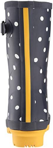Joules Women's Molly Welly Wellington Boots back view