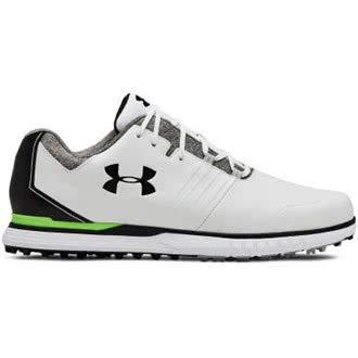 d83a84fe205d84 Under Armour Showdown SL E, Chaussures de Golf Homme, Blanc (White Black 100
