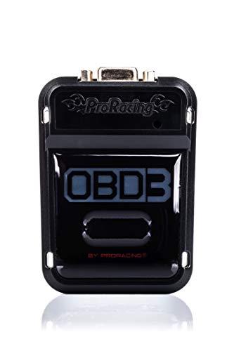 ProRacing X 18311 Chip Tuning OBD 3 für R.E.N.A.U.L.T Modus I 1.2 75 HP 55 kW