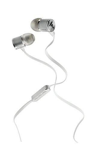 Focal Spark Casque et Micro Binaural écouteur Argent - Casques et micros (avec Fil, écouteur, Binaural, Intra-aural, 20-20000 Hz, Argent)