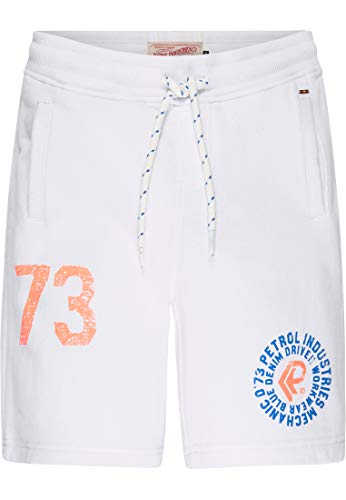 Petrol Industries Shorts Jungen B-SS19-SHO535 Chalk White, 140 -