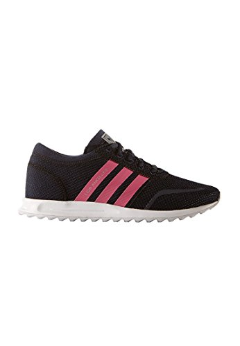 adidas Los Angeles Scarpe Low-Top, Bambine Blau