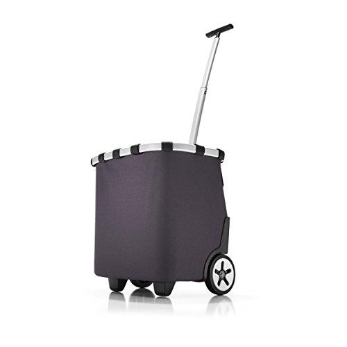 Preisvergleich Produktbild reisenthel carrycruiser graphite 42 x 8 x 33, 5 cm