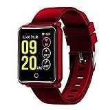 Aoeatop Aoeatop Smartwatch Wasserdicht IP68 Smart Watch Uhr mit Pulsmesser Fitness Tracker Intelligente Armbanduhr Fitness Uhr
