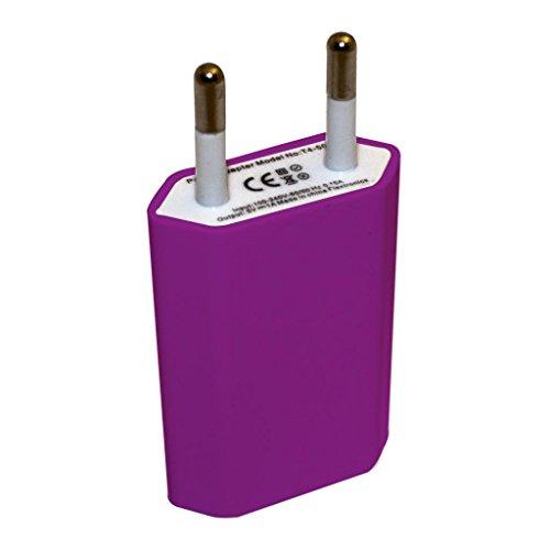 ... Kit 3 in 1 caricabatteria NERO alimentatore da casa e micro carica  batteria da accendisigari auto ... f1d4c511aad
