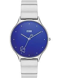 Storm Uhr K-Nine Lazer Blue Damenuhr Edelstahl 47419 LB 31fe40d0c34