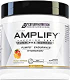 Amplify Caffeine Free Pre Workout for Men and Women: Stim Free Muscle Pump