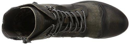 Bugatti 421328301269, Stivali Donna Grigio (Dark Grey/ Dark Grey)