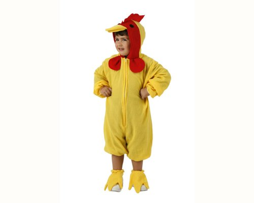 Atosa 95557 - Disfraz de gallina para niño