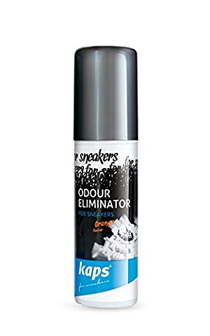 Shoe deodorant for sneakers, orange scent and silver nanoparticles, Kaps